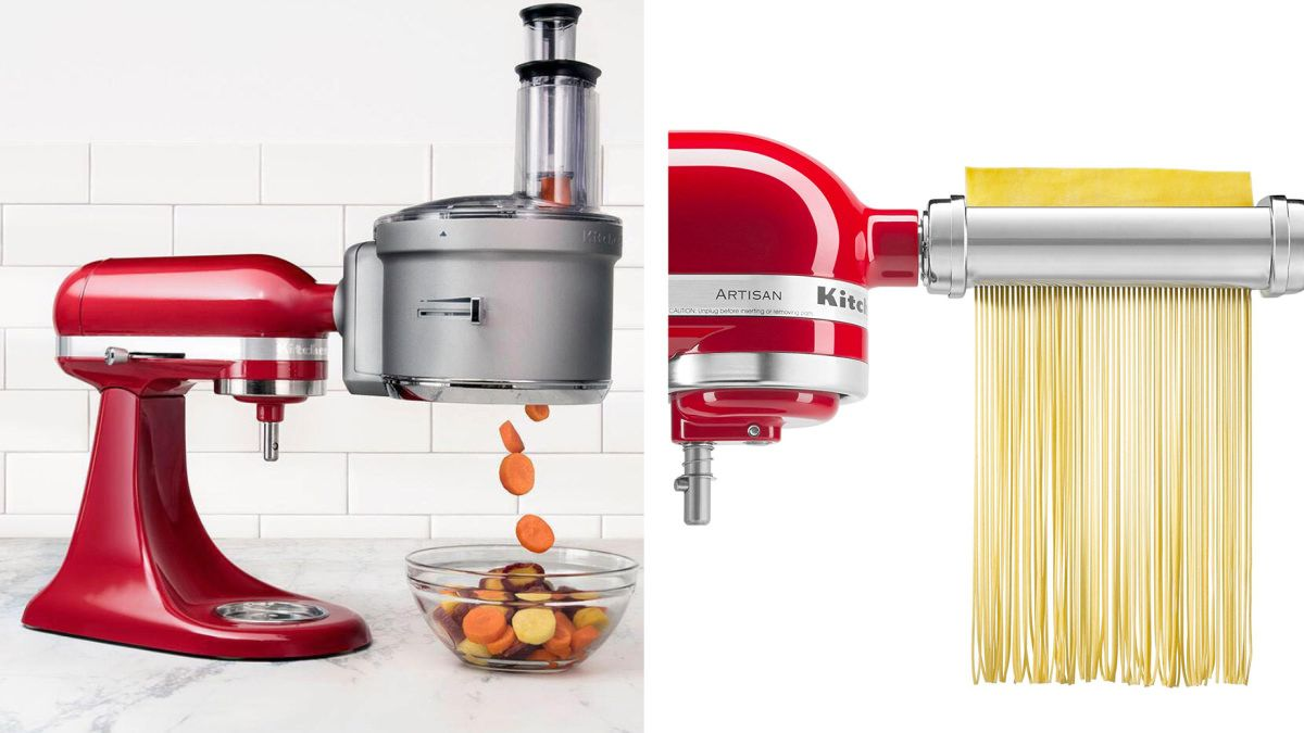 The 7 best accessories you can buy for a KitchenAid stand mixer ...