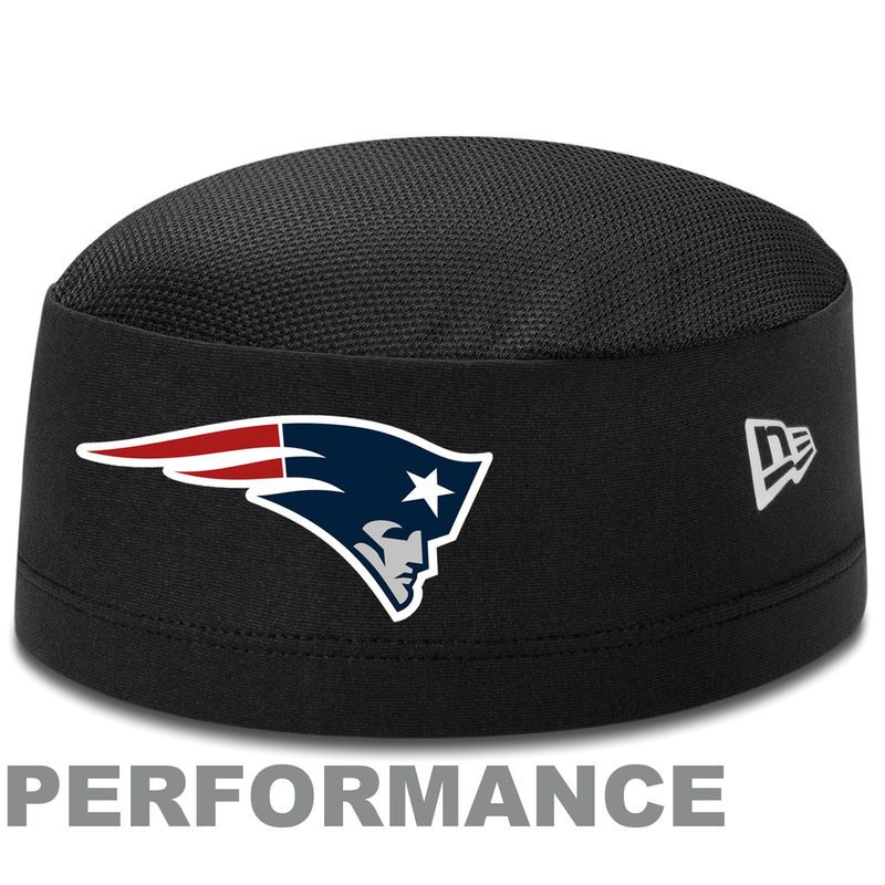 f53be210d17 New Era New England Patriots Training Skull Cap - Black