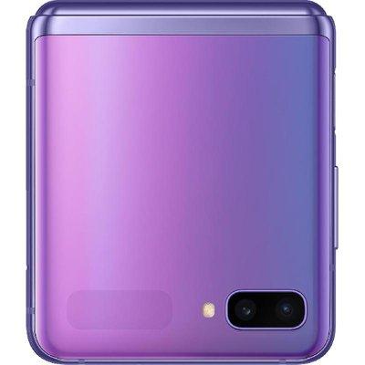 Samsung Galaxy Z Flip256 Gb Mirror Purple Foldable Mobile New Samsung Galaxy Galaxy Samsung