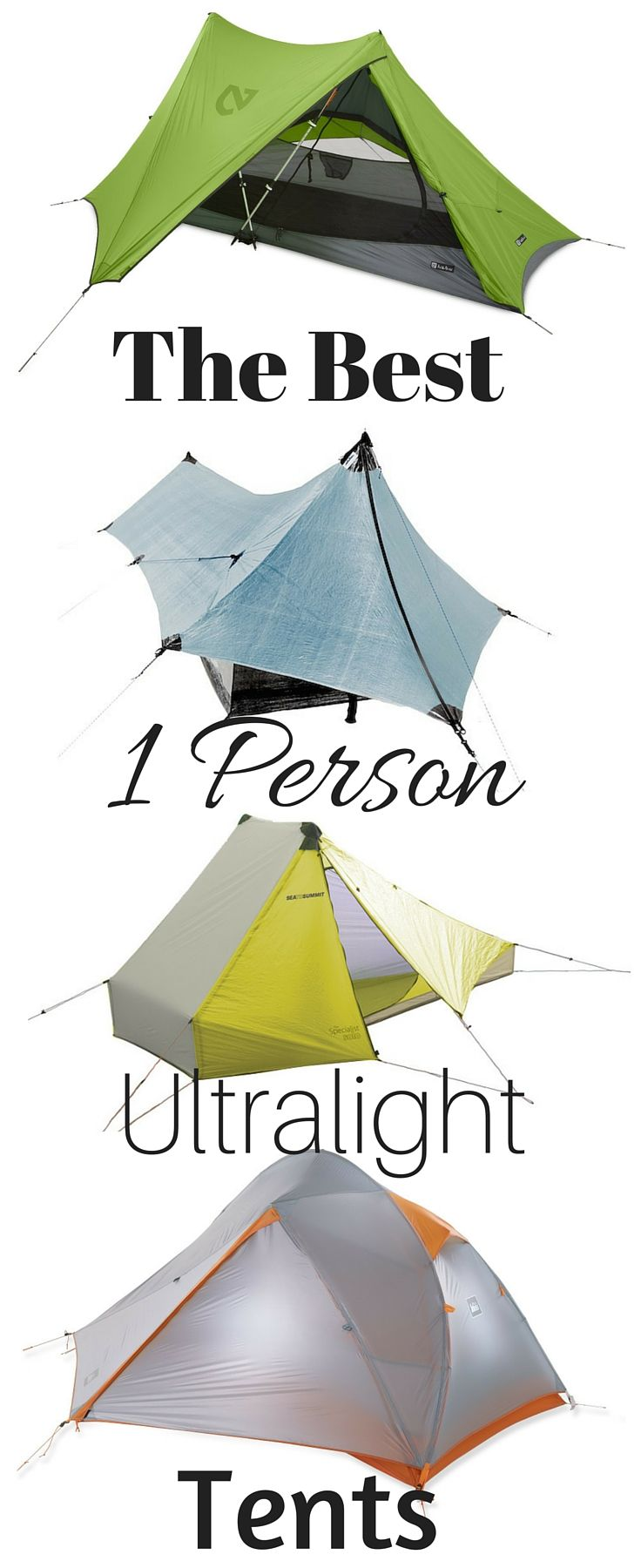 Dozens of UL backpacking tents for the solo hiker. All under 3 pounds. -  sc 1 st  Pinterest & Dozens of UL backpacking tents for the solo hiker. All under 3 ...