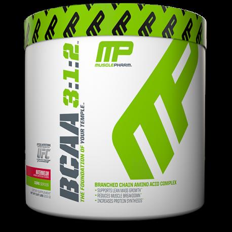 Muscle Pharm, BCAA 312, Watermellon, 0.47 lbs, 215 g