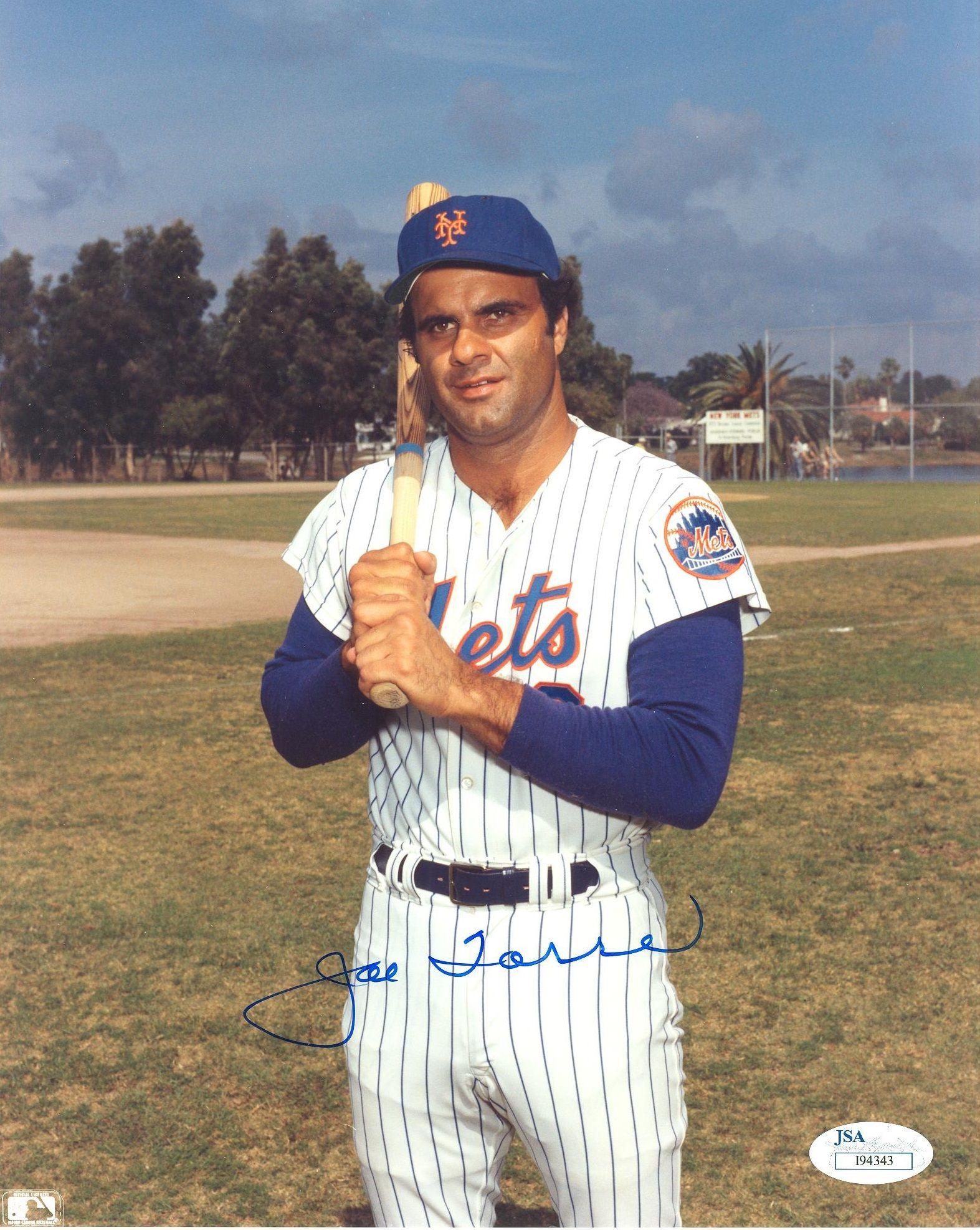 Joe Torre New York Mets Boys Of Summer Joe Torre Mets Baseball