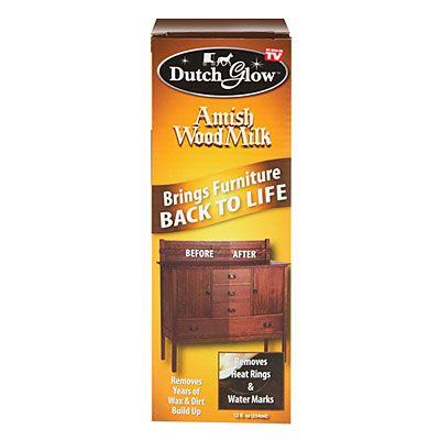 As Seen On Tv Dutch Glow Amish Wood Milk At Big Lots Biglots Wood Polish Furniture Polish
