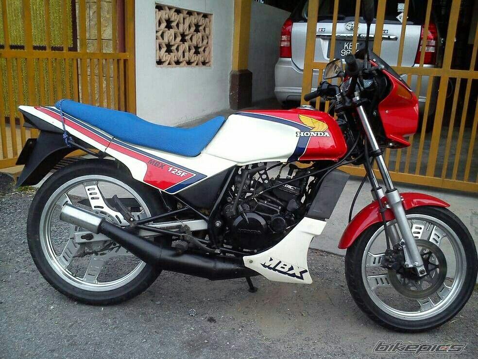 Honda Mbx 125 Honda Motorcycle Vehicles