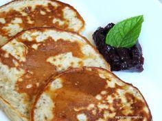 Rezepte mit Herz ♥: Bananen - Chia - Pancakes