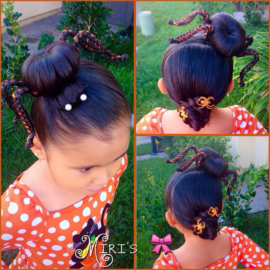 Halloween Hair Style For Little Girls Halloween Hair Crazy Hair Hair Styles