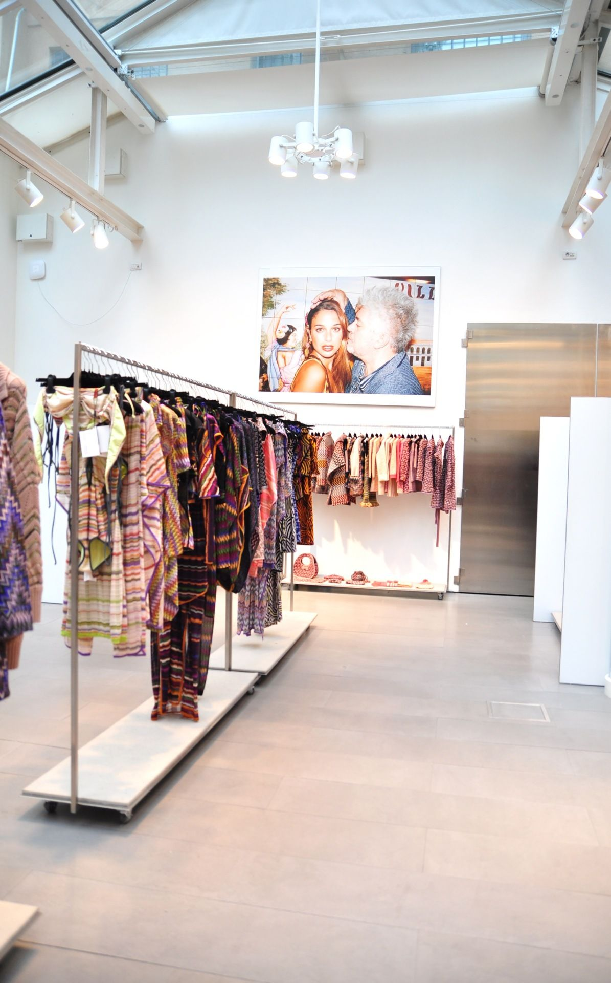 2019 year style- Opens missoni stand alone store in uk