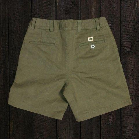 "Corduroy Shorts - 7.25"" Inseam"