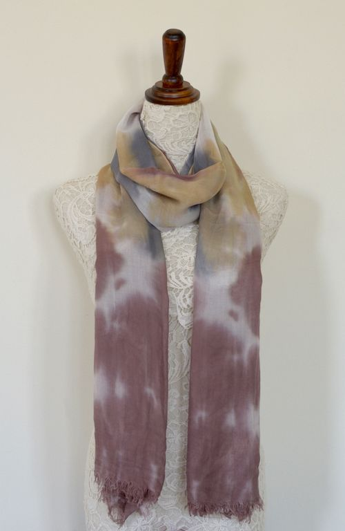 Rose Latte Scarf Casual Elegant Scarves Cotton Scarf