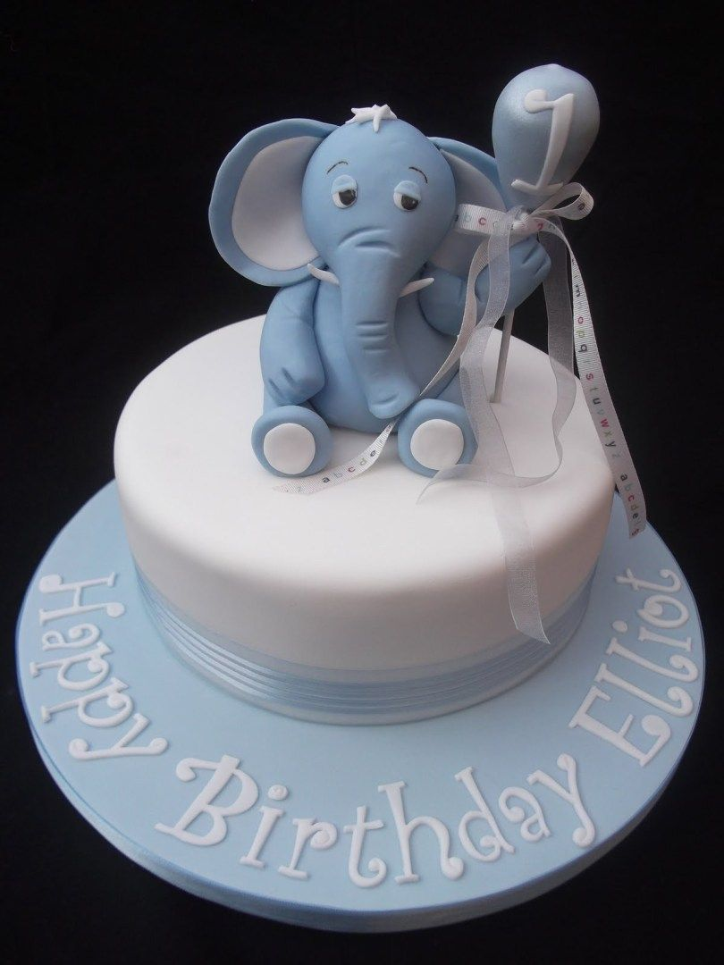 Incredible 32 Elegant Picture Of Elephant Birthday Cake Elephant Cakes Funny Birthday Cards Online Overcheapnameinfo
