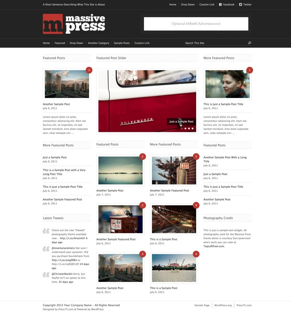 FAVE- Press 75 Theme Collection | The Behind the Stick | Pinterest