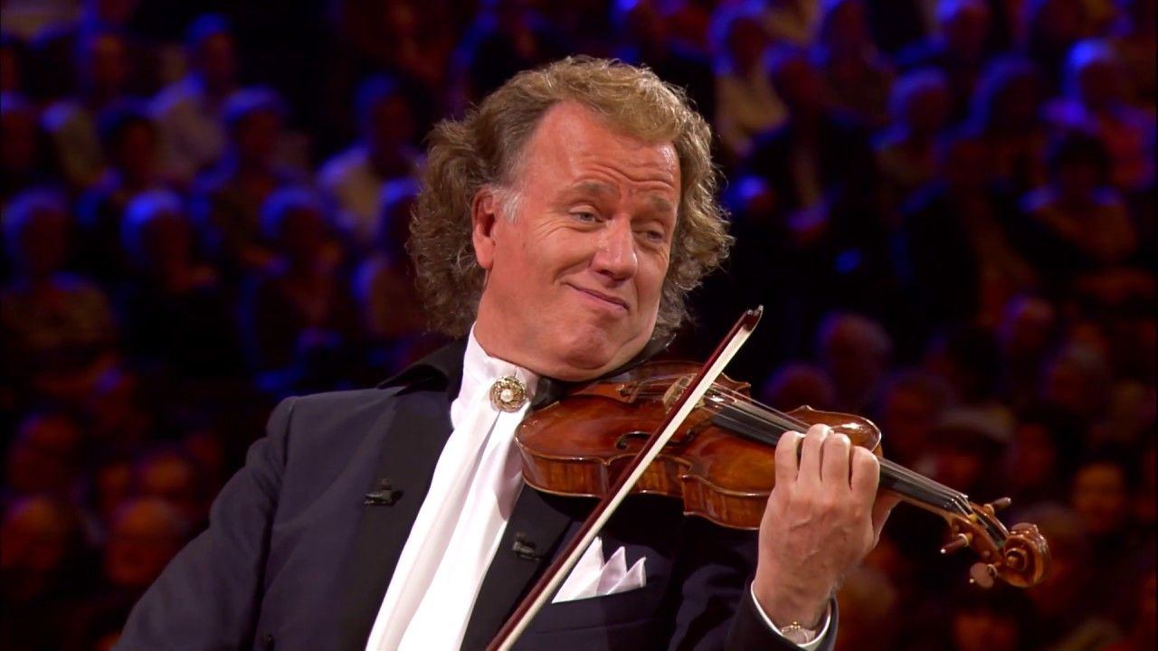 Viennese Blood Andre Rieu Wiener Blut Em 2020 Musica Violinista