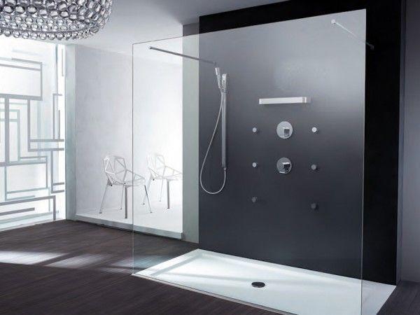 Luxury Bathrooms 10 Amazing Modern Glass Shower Enclosure Ideas Glass Shower Luxury Bathroom Glass Shower Enclosures