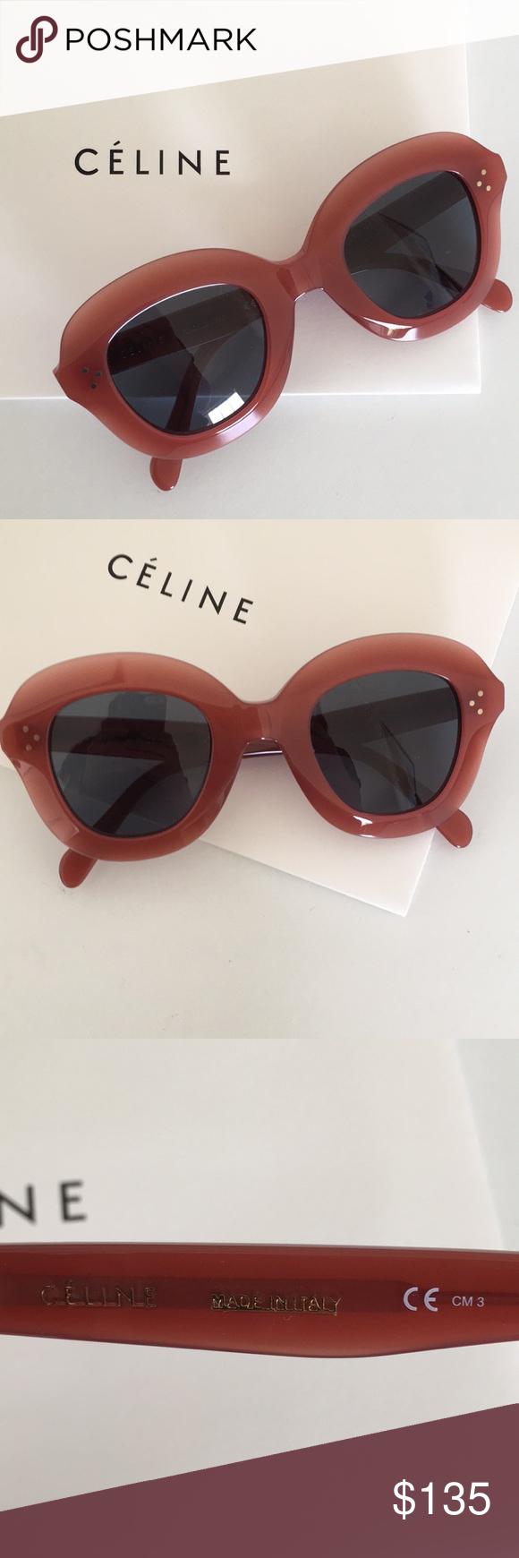 5e1d4971e8c Spotted while shopping on Poshmark  Pink Céline Sunglasses!  poshmark   fashion  shopping  style  Celine  Accessories