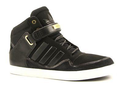 Adidas ar 2.0 zwarte hoge sneakers