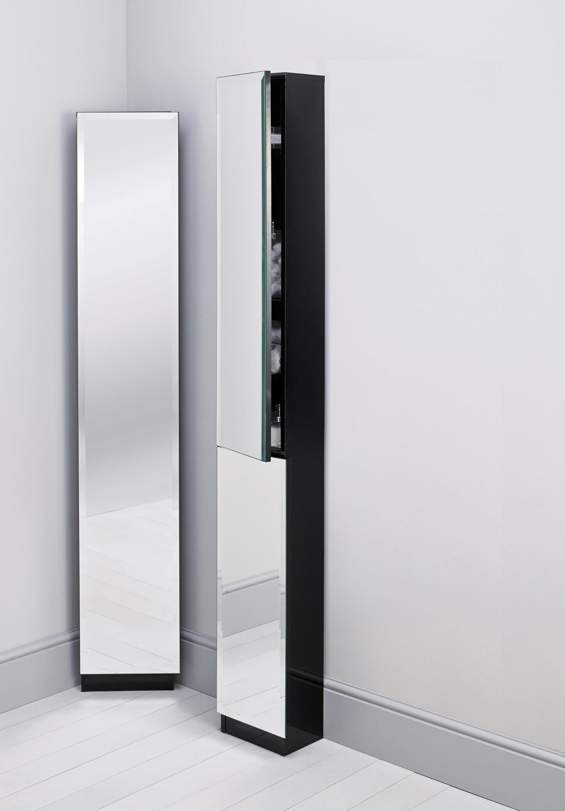 Buy Mirrored Corner Tallboy from the Next UK online shop