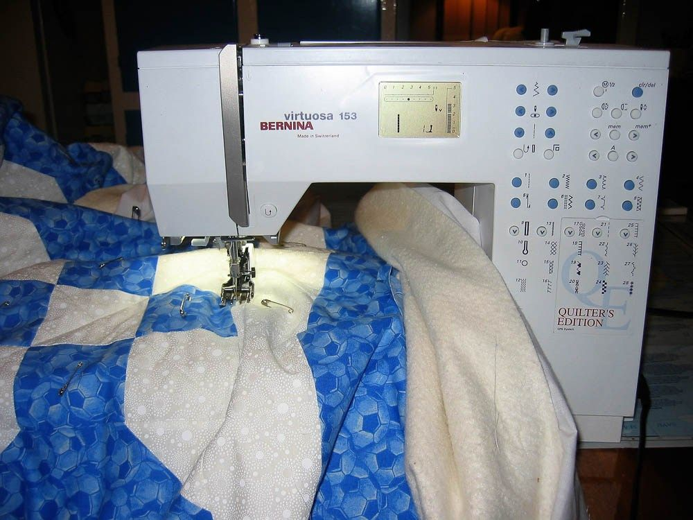 Finally, some quilting! | Sewing Machines | Sewing, Quilts