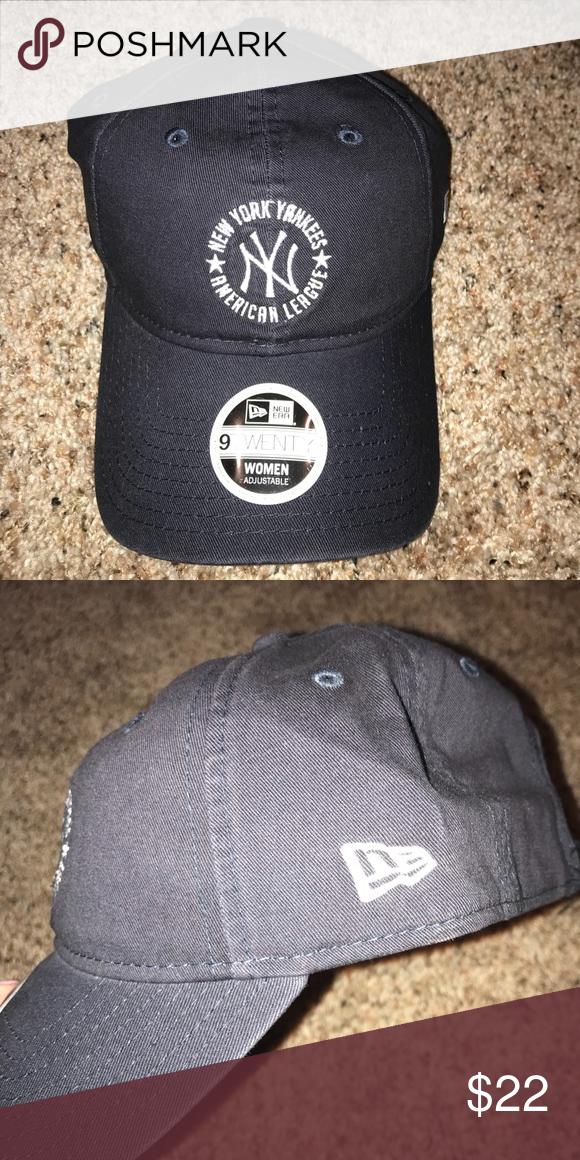 5eee2c1fb38 NWT new york yankees hat Brand new women s hat in navy 47 Accessories Hats