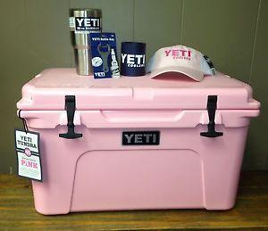 Pink Yeti Cooler 45 Qt Summer Package Cooler Rambler Hat Opener Koozie Better Homes And Kitchen Renovations Pink Yeti Cooler Pink Yeti Yeti Cooler