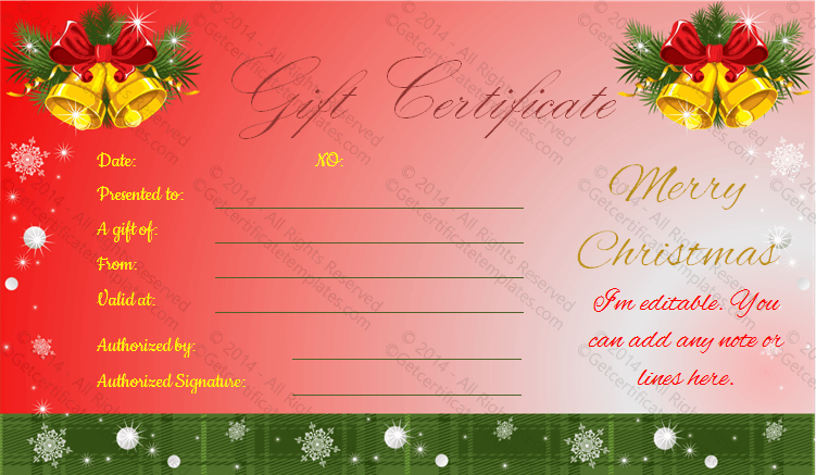 Doc700250 Travel Certificate Template 78 ideas about Free – Xmas Gift Certificate Template
