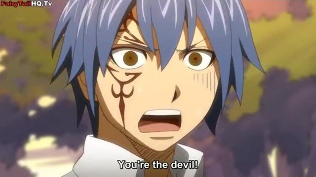 Even When He S Scared He S Adorable Anime Shocked Face Fairy