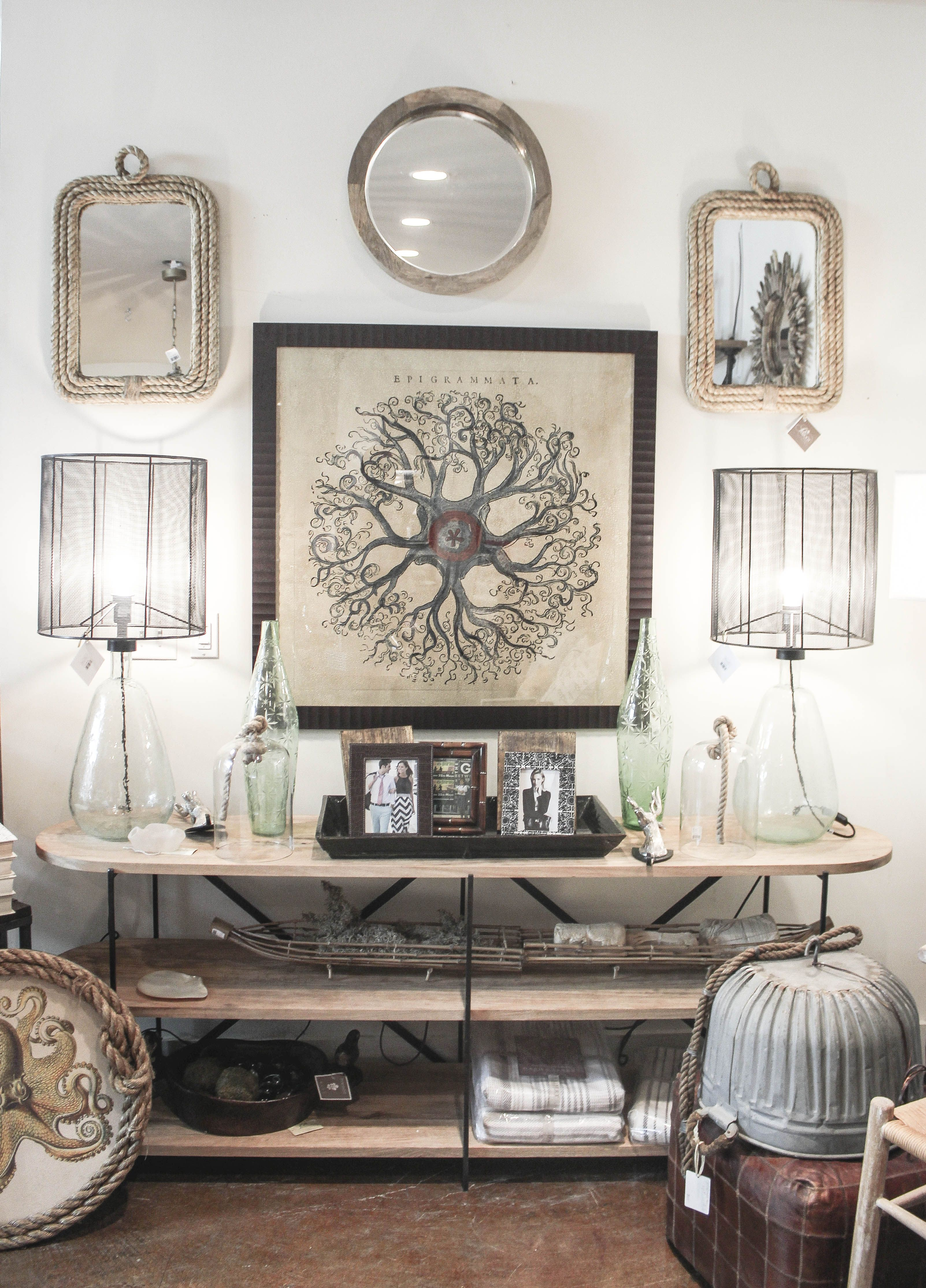 Home Decor At Peridot West In Atlanta Ga