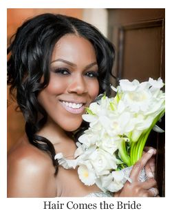 Romantic Bridal Hair Center Part Bride Updo Hairstyle With