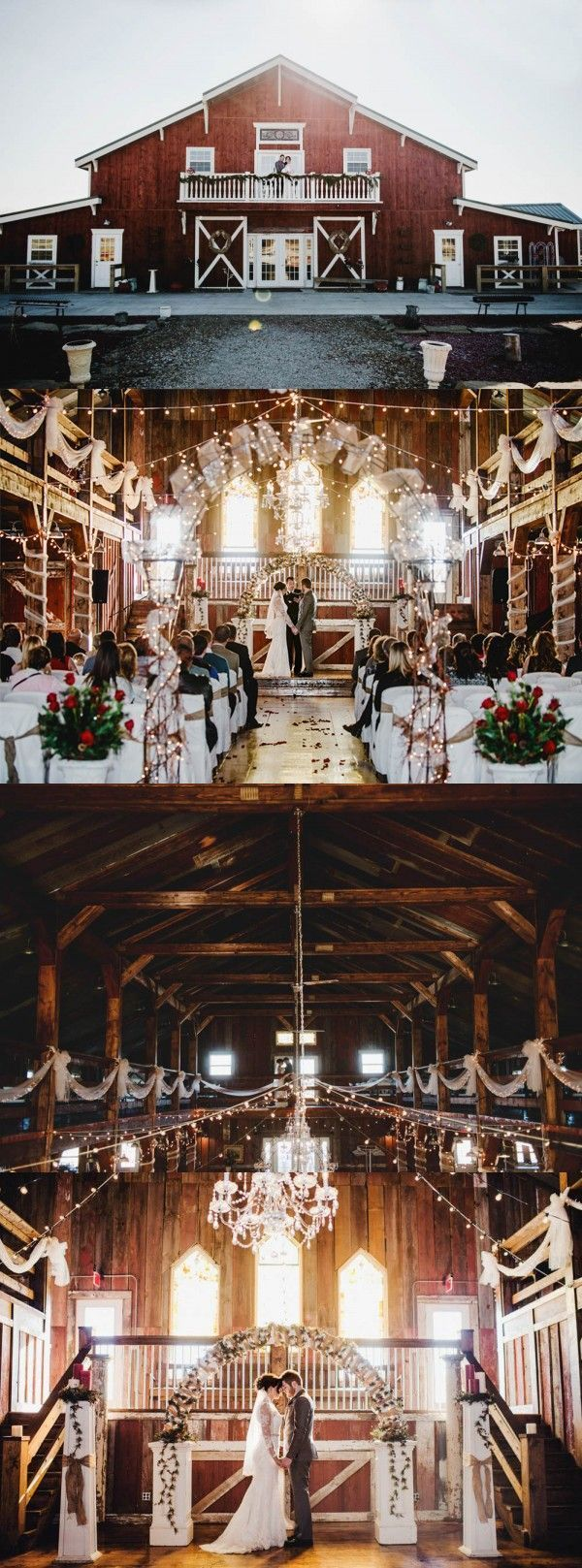 11 of The Most Beautiful Barn Venues For Getting Hitched | Junebug Weddings