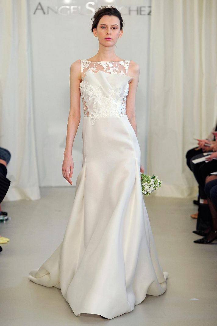 Spring 2017 Bridal Stunners By Angel Sanchez