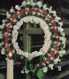 free Christmas wreath patterns Yahoo Search Results