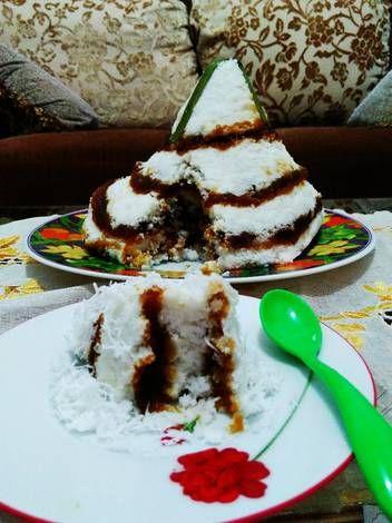 Resep Kue Awug Tepung Beras Gula Merah Oleh Uniqee Pricillaa Prameswarii Resep Resep Kue Kue Makanan Manis