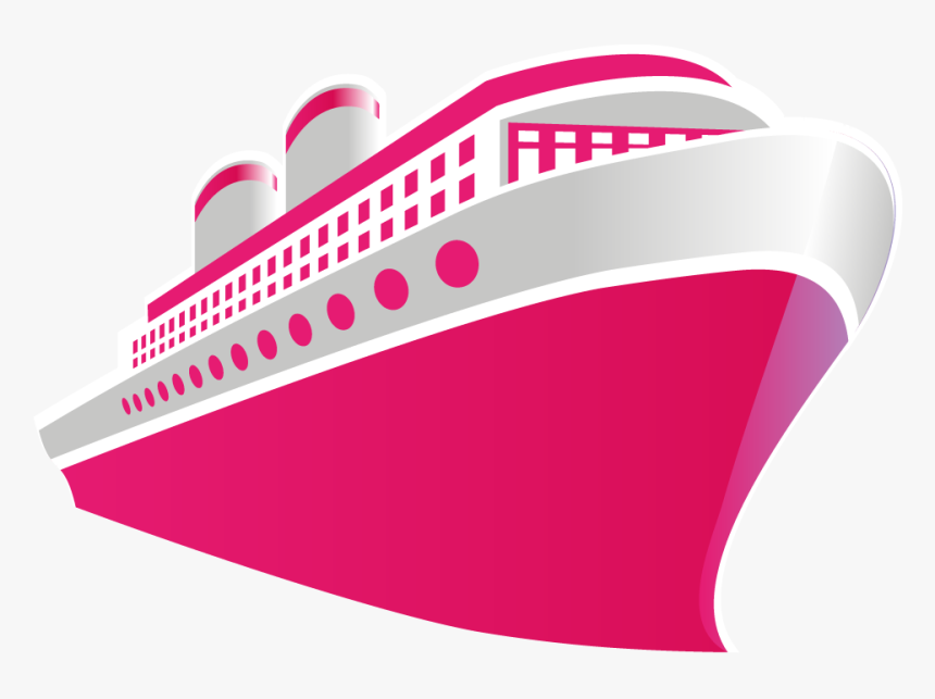 Transparent Cruise Ship Png Pink Cruise Ship Clipart Png Download Is Free Transparent Png Image To Explore More Similar Hd Clip Art Png Images Cruise Ship