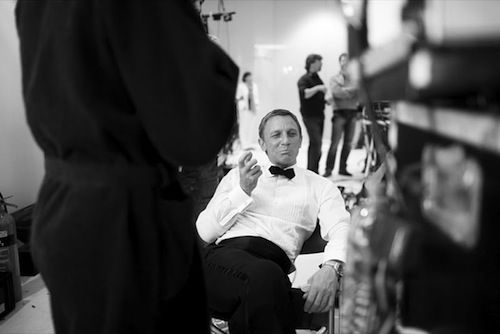 Candid James Bond 007 Photos by Greg Williams | stupidDOPE.com