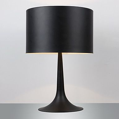 Gentleman Modern Floor Light Black Drum Shade – AUD $ 214.49