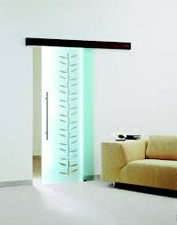 image result for frameless decorative glass internal doors uk