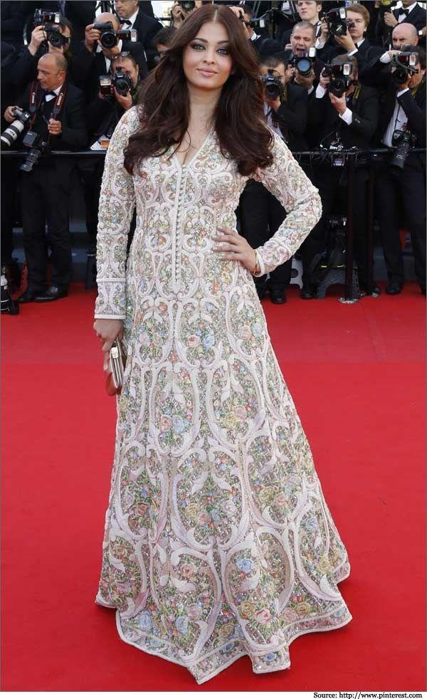 Floor length Anarkali Suit Neck Designs | Salwar Suits | indian ...