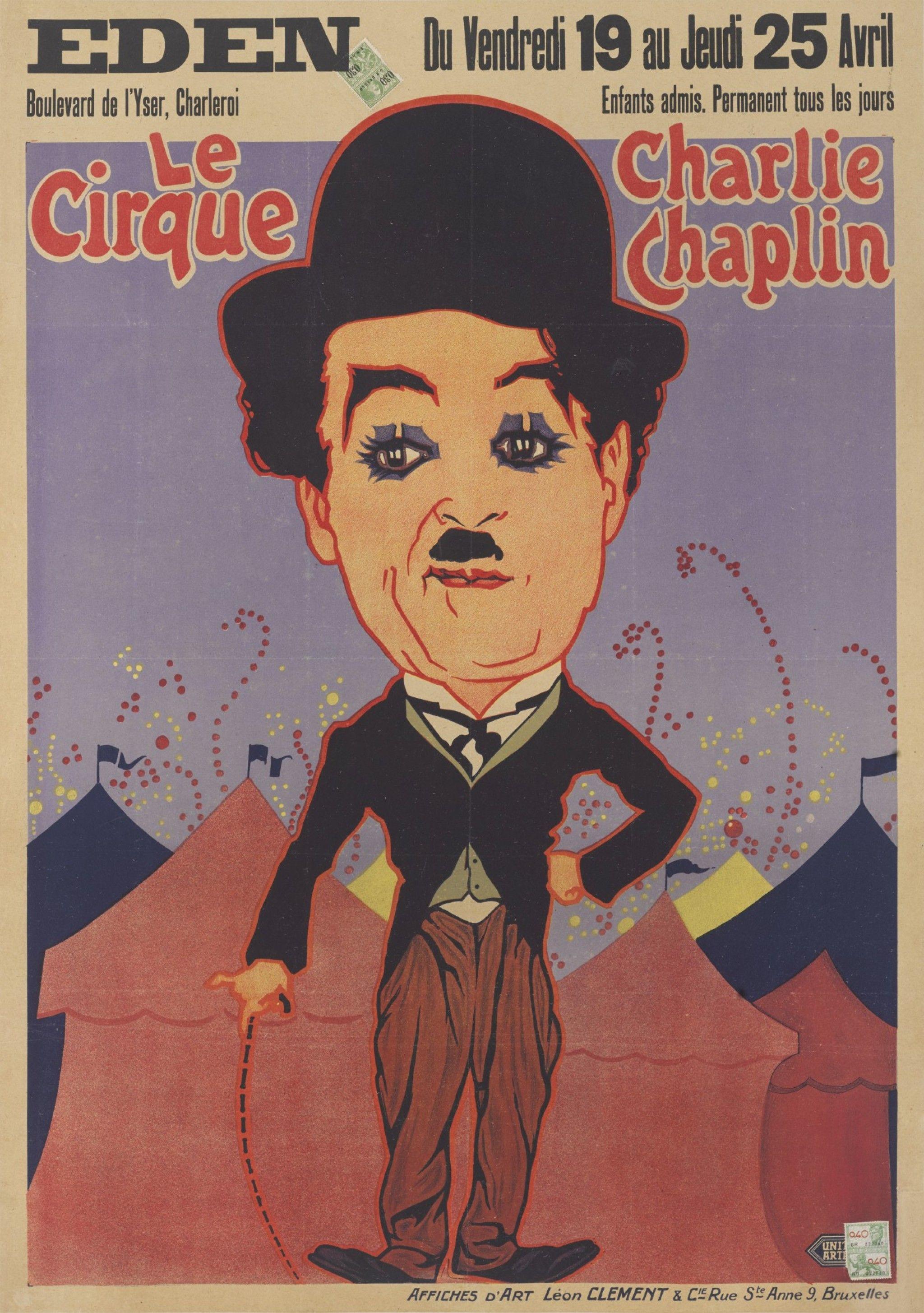 Le Cirque (film) : cirque, (film), CIRCUS, CIRQUE, (1928), POSTER,, BELGIAN, Original, Posters, Online2020, Sotheby's, Circus, Poster,, Movie, Vintage