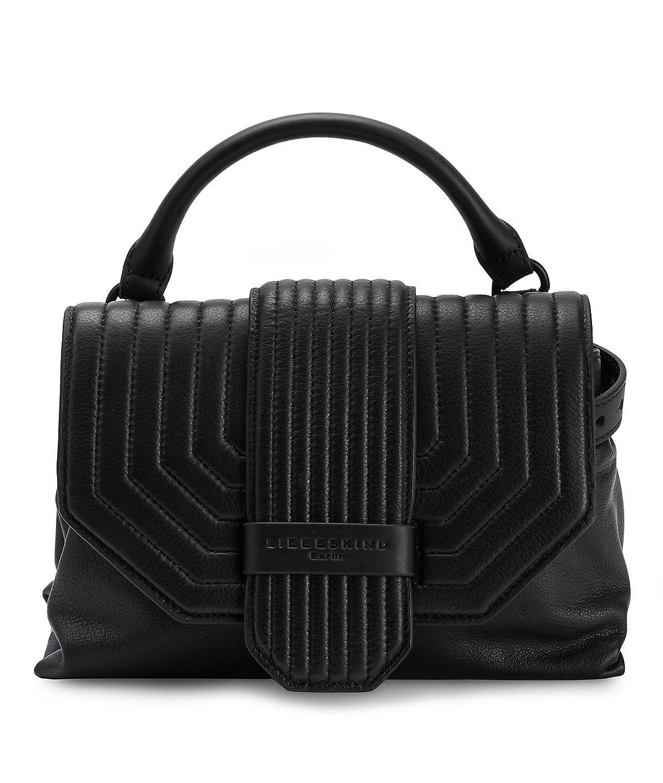 7ce6c1b839 Liebeskind Berlin Vintage Ikeda Crossbody Bag Ninja Black