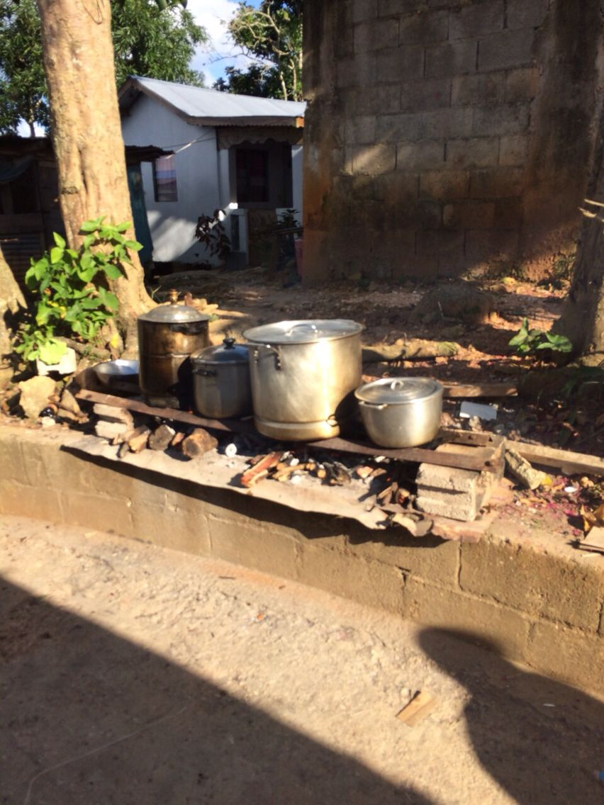 Jean Cooking In The Country Trelawny Outdoor Decor Outdoor Decor