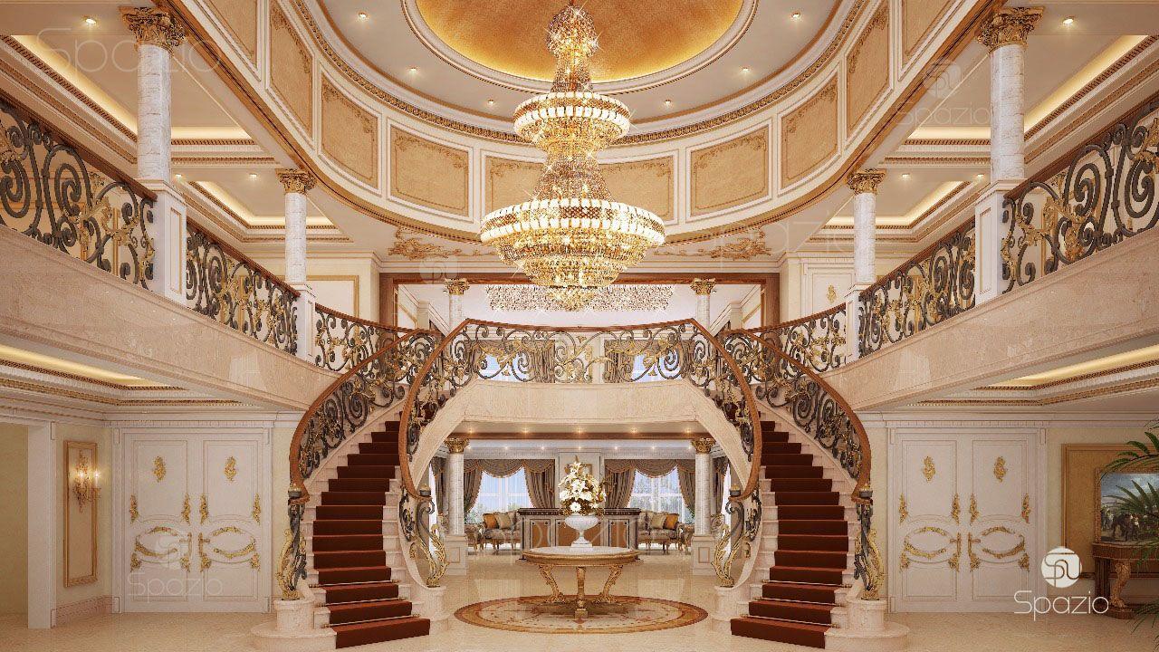 Merveilleux Dubai Palace Interior Design Of Main Entrance