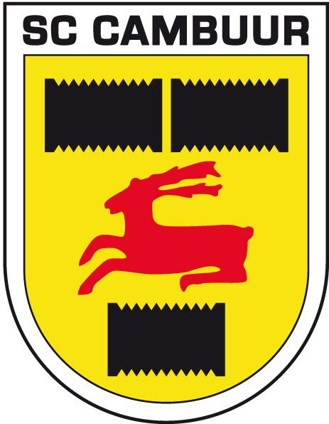 Sc Cambuur Leeuwarden Football Team Logos Soccer Logo Football Logo