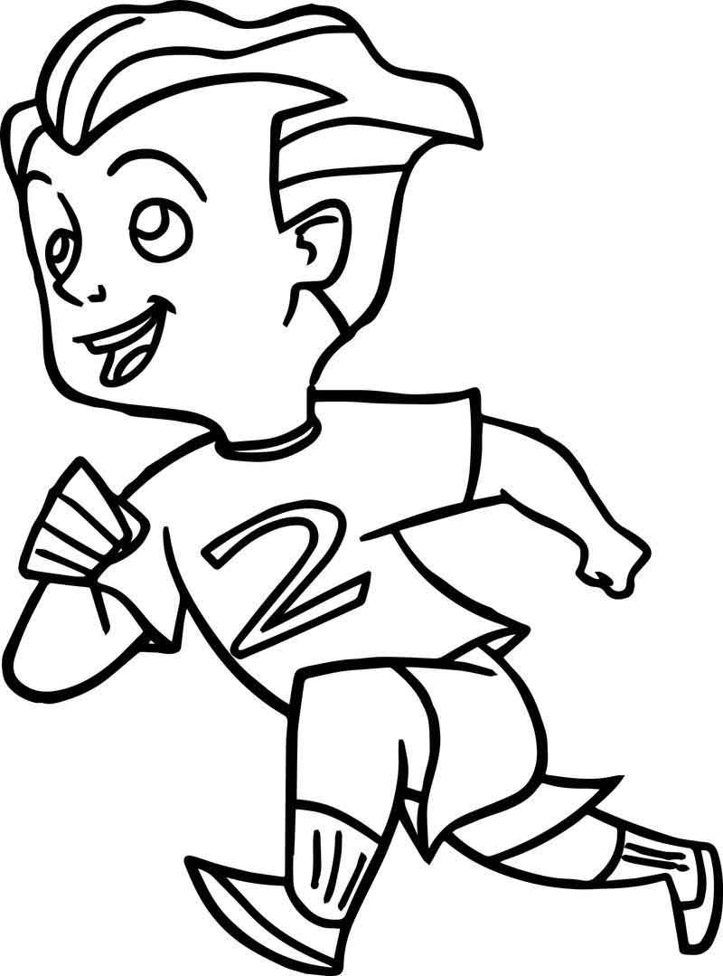 The Incredibles Walk Kid Coloring Pages in 2020 Coloring
