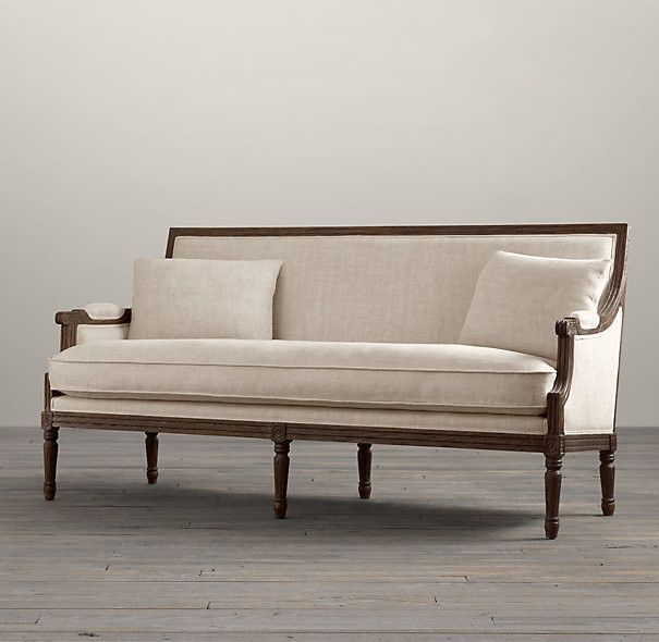 Traditional Foyer Bench : Auguste salon bench my homing board pinterest