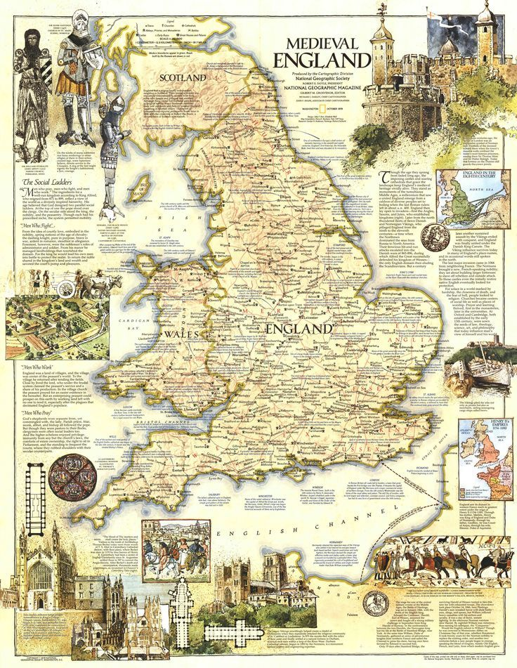Medieval England Map Map of Medieval England | Genealogy Resources | England map
