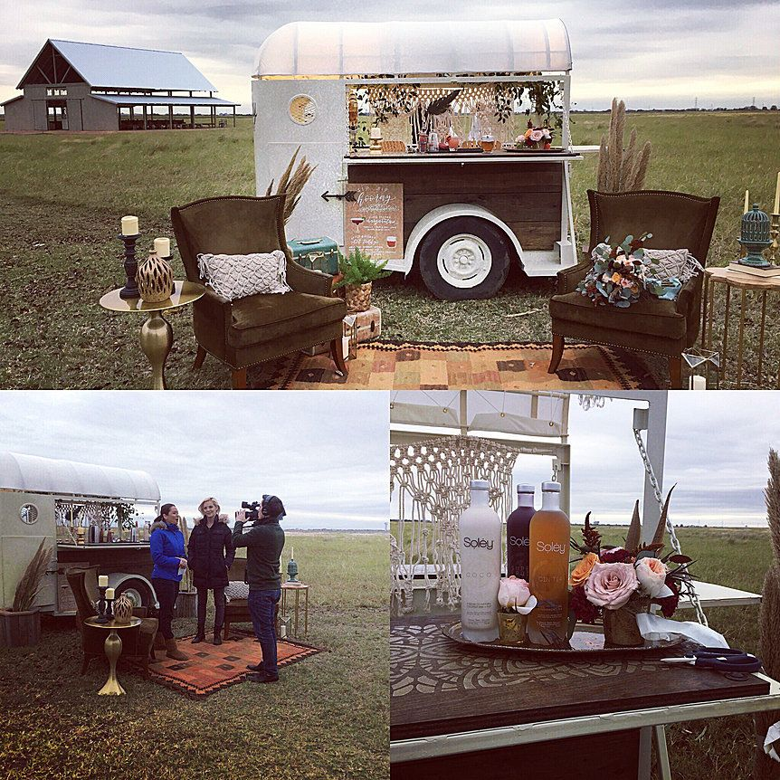 Follow our story on converting a 1938 1 horse trailer into
