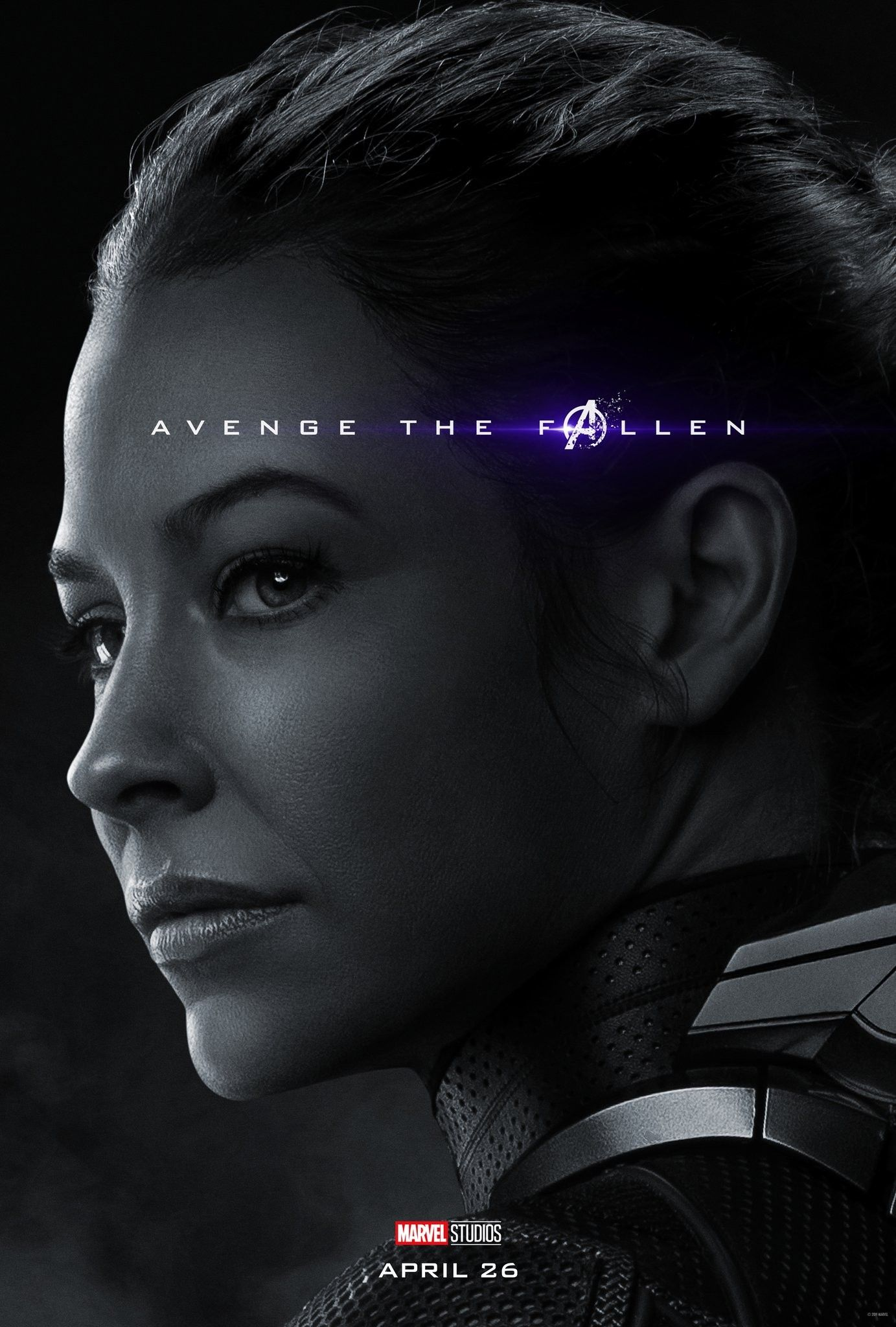 Image result for marvel character poster endgame ther wasp