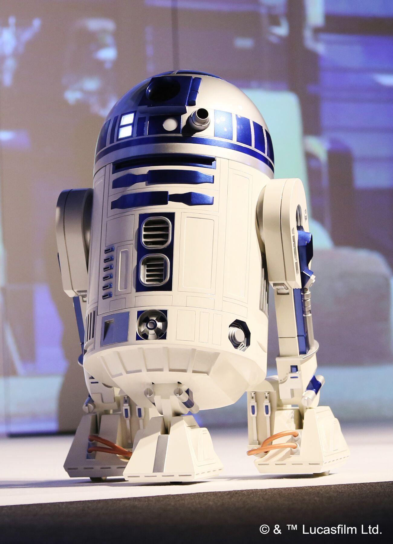 R2d2 Robot Full Size