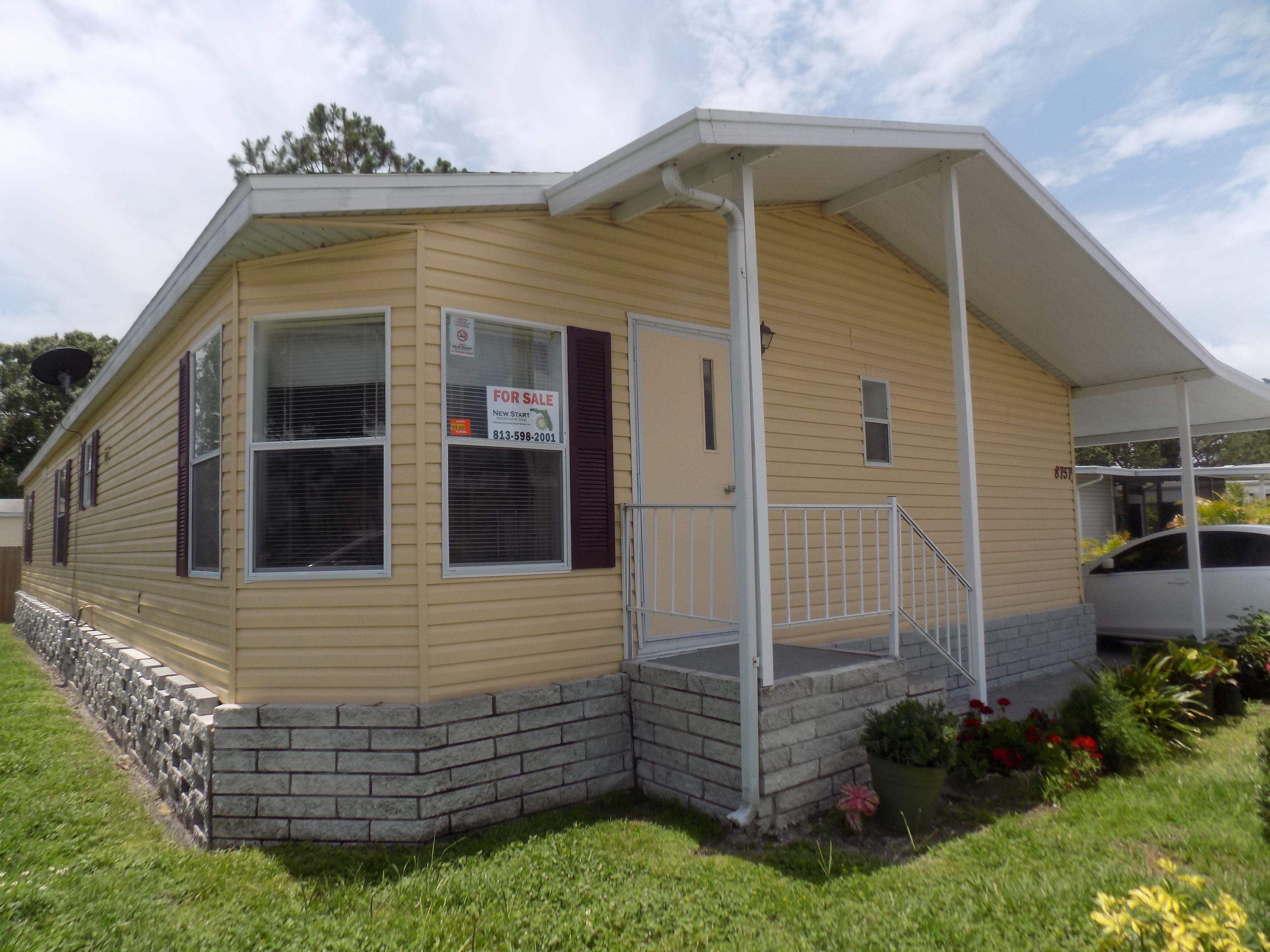 1996 Mobile / Manufactured Home in Tampa, FL via MHVillage