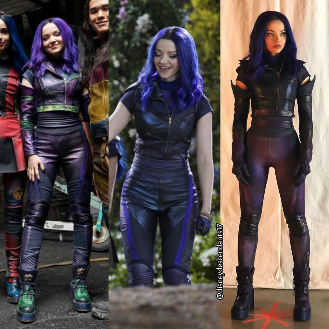 """Descendants 3 on Instagram: """"Which outfit is your favourite"""