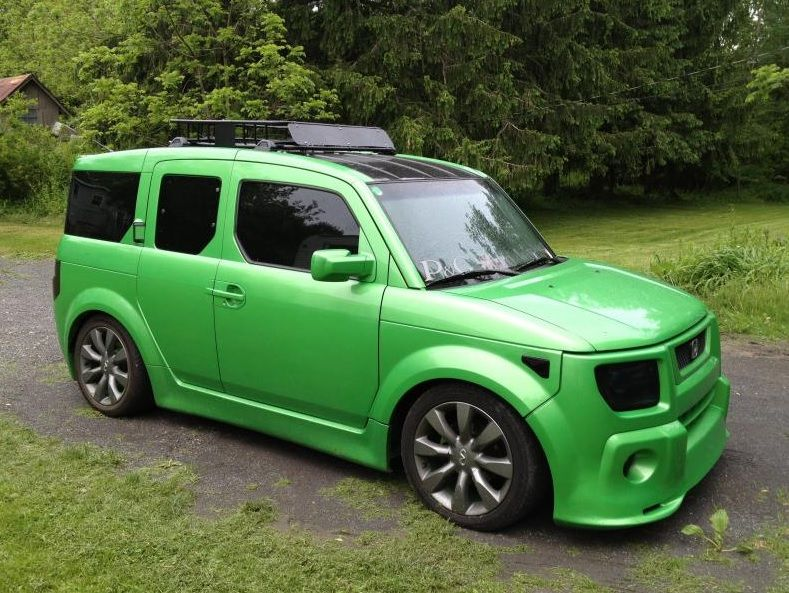 green element <3